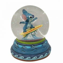 Bola de Nieve Stitch, Lilo y Stitch, Disney Traditions by Jim Shore