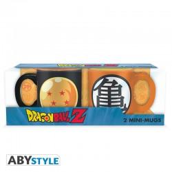 Set Tazas Dragon Ball
