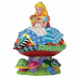 Figura de Alicia en el País de las Maravillas, Disney Britto