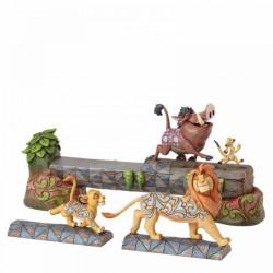 Set de Figuras El Rey León, Disney Traditions by Jim Shore