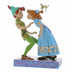 Figura de Peter y Wendy, Peter Pan, Disney Traditions by Jim Shore