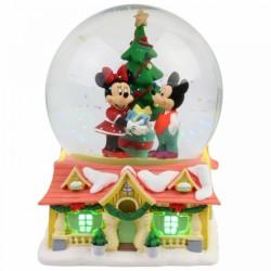 Bola de Nieve Mickey y Minnie Mouse, Disney