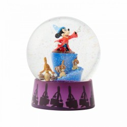 Bola de Nieve Mickey Mouse Fantasia, Disney