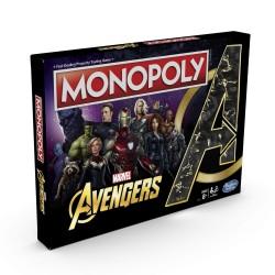 Monopoly Los Vengadores, Marvel, Edición Castellano