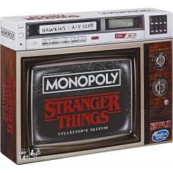 Monopoly Stranger Things, Edición Coleccionista, Castellano