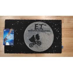Felpudo E.T Luna y Bici