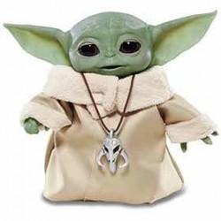 Figura Baby Yoda animatrónica Mandalorian