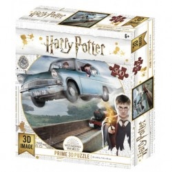 Puzzle lenticular Harry Potter, Ford Anglia 500 piezas