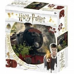 Puzzle Lenticular Harry Potter, Hogwarts Express, 500 piezas