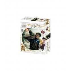 Puzzle Lenticular Harry Potter, Batalla de Hogwarts, 300 piezas