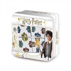 Puzzle reto escudos Harry Potter