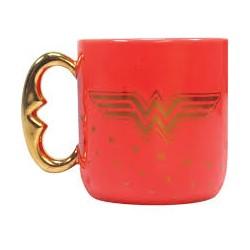 Taza Wonder Woman roja y dorada, Wonder Woman