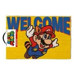 Felpudo Super Mario