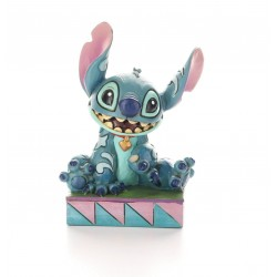 Figura de Stitch, Lilo y Stitch, Disney Traditions by Jim Shore