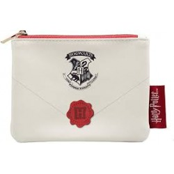 Mini monedero carta Hogwarts, Harry Potter
