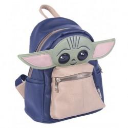 Bolso Mochila Baby Yoda, The Mandalorian