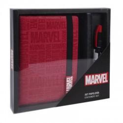 Set de Papelería Marvel