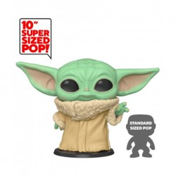 FUNKO POP Baby Yoda, The Mandalorian 25 cm