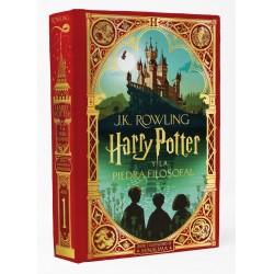 Libro Harry Potter y la Piedra Filosofal, POP UP, MINALIMA