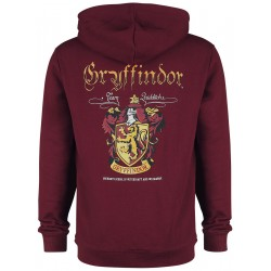 Sudadera Gryffindor Harry Potter
