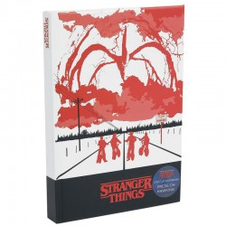 Libreta Stranger Things Luz