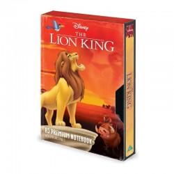 Libreta Rey León VHS Disney