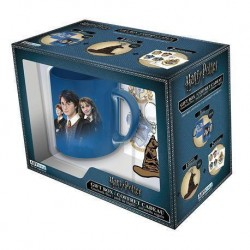 Pack taza y llavero Harry Potter