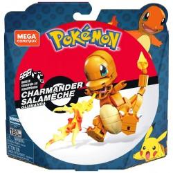 Charmander Mega Construx, Pokémon