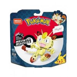 Meowth Mega Construx, Pokémon