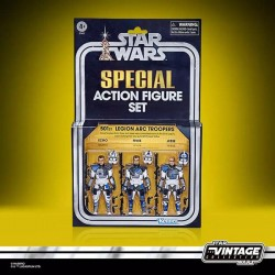 Star Wars 501st Legion Arc Troopers, Action Figure Set