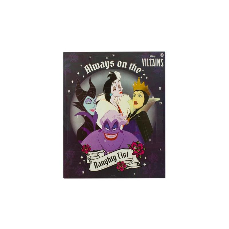 Calendario Adviento Villanas Disney