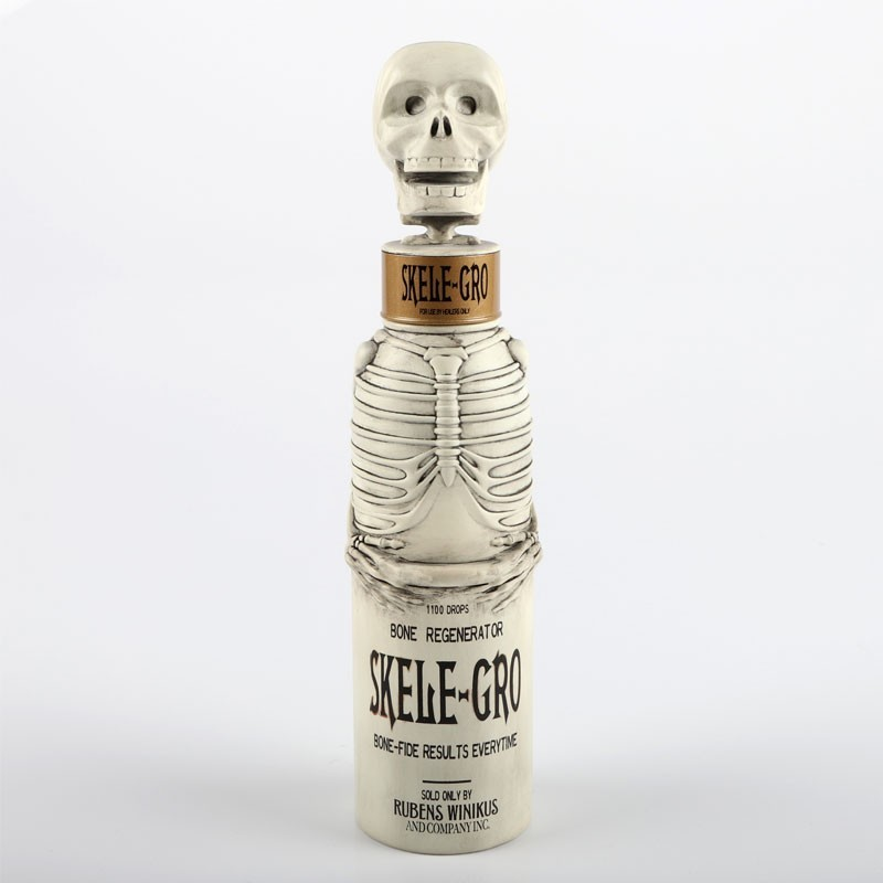 Botella crecehuesos Skele-Gro, Harry Potter