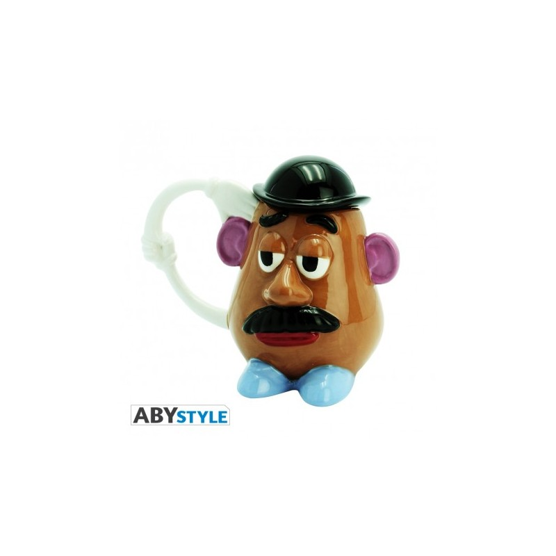 Taza 3D Mr. Potato, Toy Story