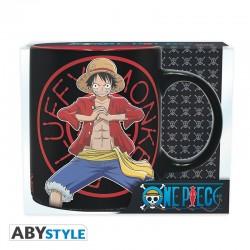 Taza One Piece Luffy Monkey