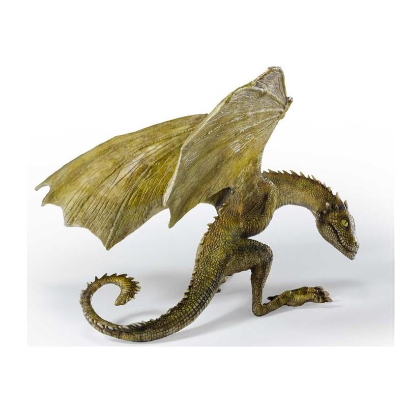 Escultura Dragón Rhaegal Juego de Tronos