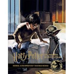 Libro Harry Potter: Los Archivos de las Películas, Volumen 7