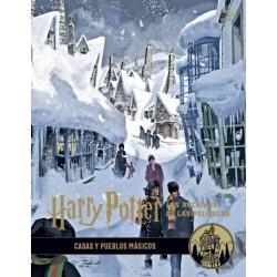 Libro Harry Potter: Los Archivos de las Películas, Volumen 10