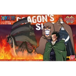 Dragon's Ship Kit One Piece