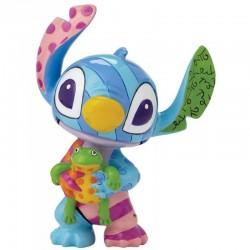 Figura Stitch y Rana, Lilo y Stitch, Disney Britto