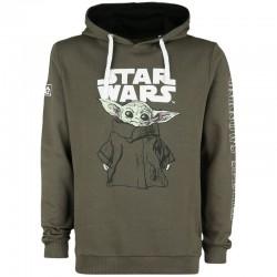 Sudadera Baby Yoda The Mandalorian