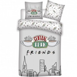 Funda Nórdica Central Perk, Friends, Cama 90 cm