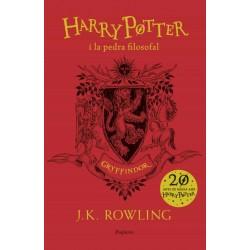 Libro Harry Potter i la pedra filosofal (cat)