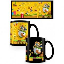 Taza térmica Súper Mario
