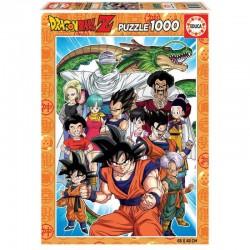 Puzzle Dragon Ball Z, 1000 piezas