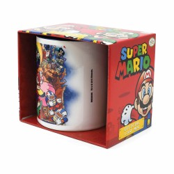 Taza Súper Mario World Nintendo