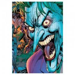 Puzzle Joker Crazy, DC Comics, 1000 piezas