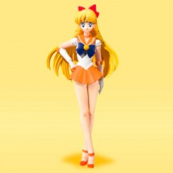 Figura Sailor Venus 15 cm, Sailor Moon