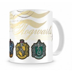 Taza Casas Hogwarts Harry Potter