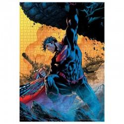 Puzle Superman Tanque DC Cómics