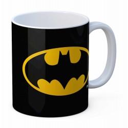 Taza logo Batman DC